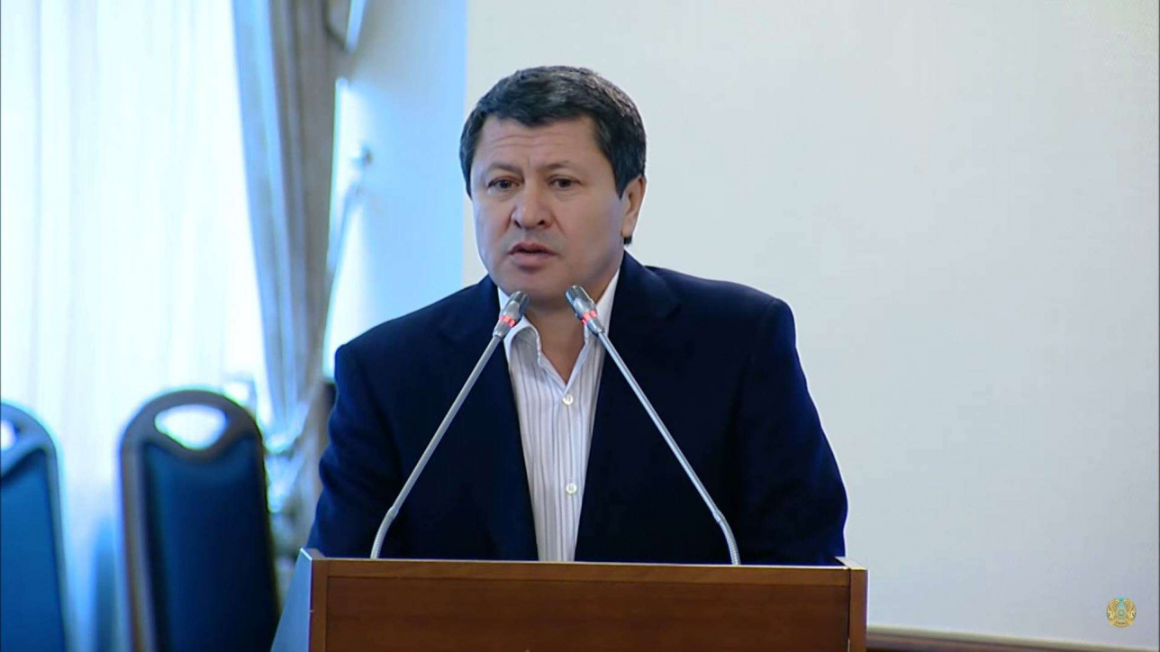 Нурлан Тлеубаев, бизнесмен из списка Forbes