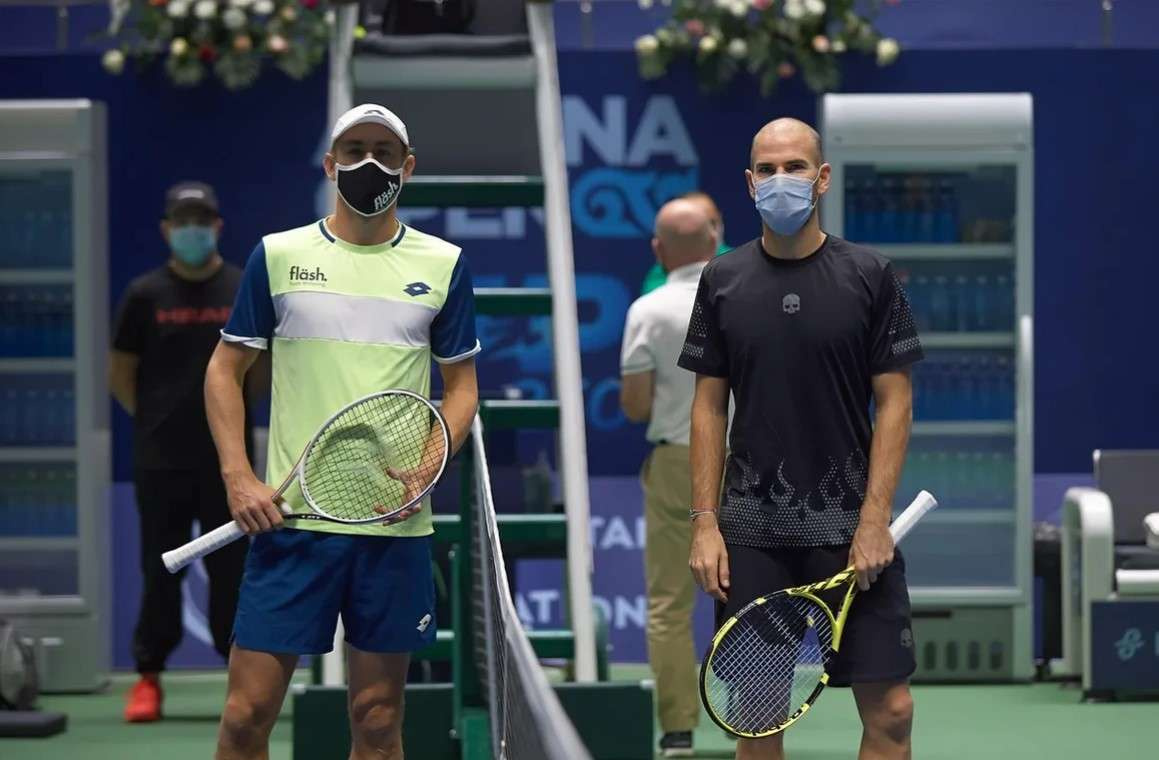 Финалисты Astana Open