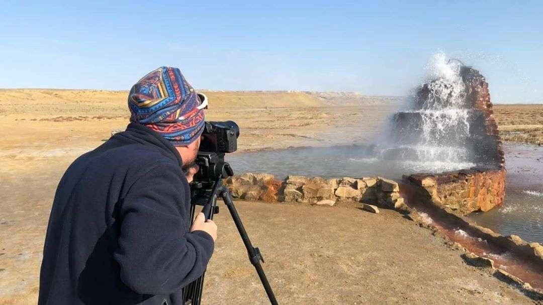 Съёмки документального фильма начали на Арале