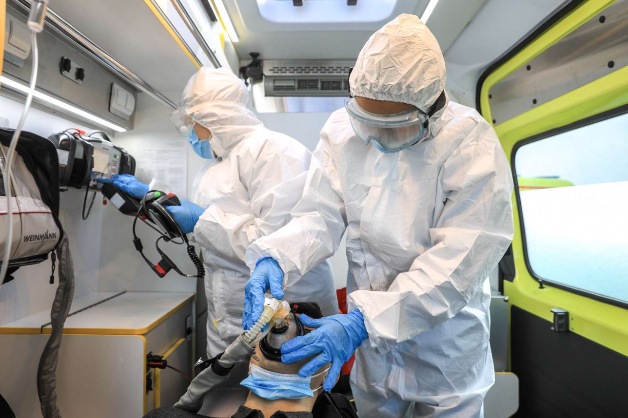 Транспортировать пациентов благодаря такому оборудованию можно на длительные расстояния/ Фото пресс-службы Astana Motors