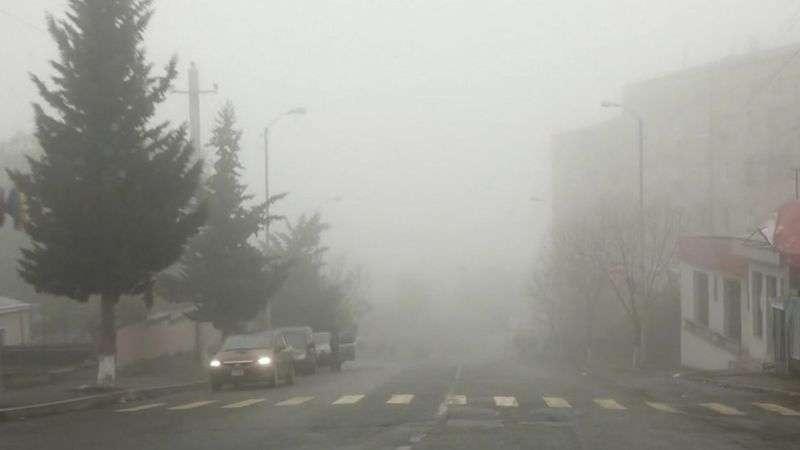 Улицы Степанакерта опустели. Может быть, временно