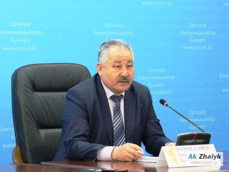 Амантай Жумагалиев