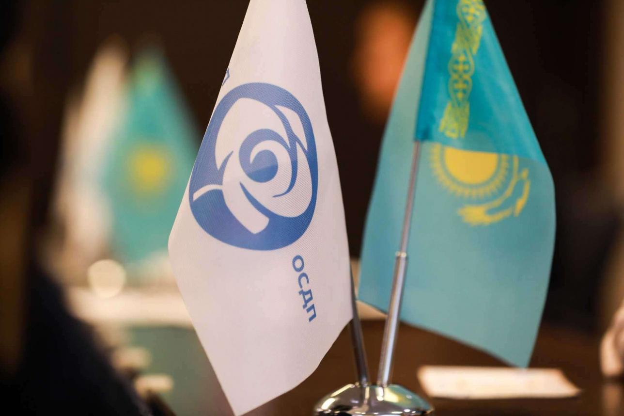 Съезд поддержал предложение председателя партии