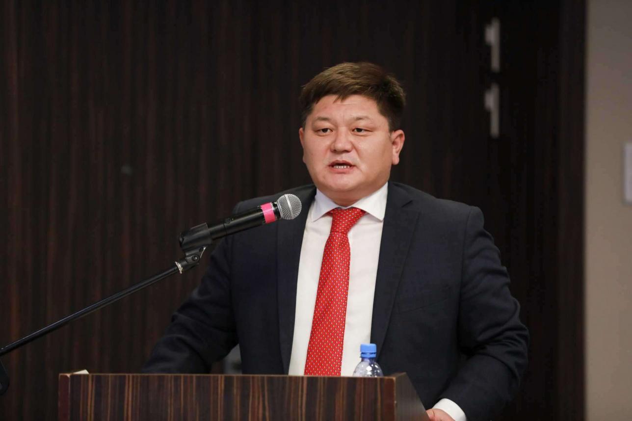 Талгат Омаров призвал проголосовать за бойкот