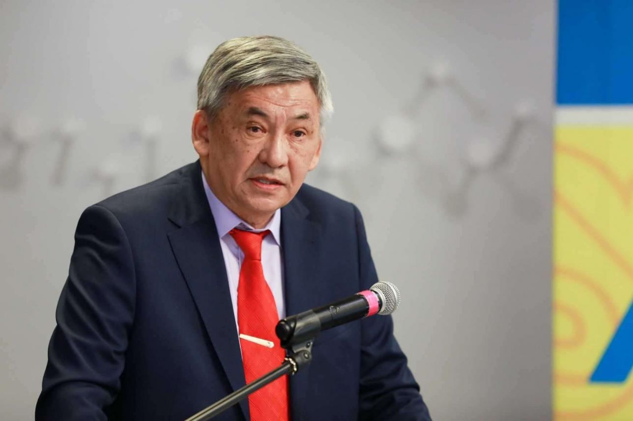 Мустахим Тулеев