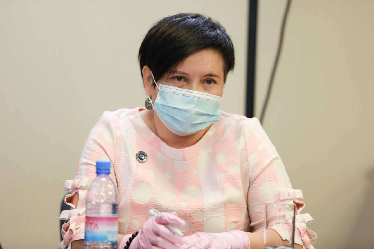 Ажар Сагандыкова