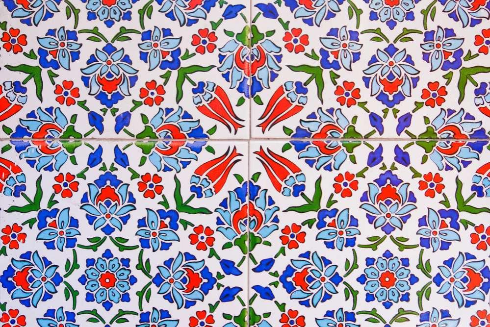 Турецкая плитка