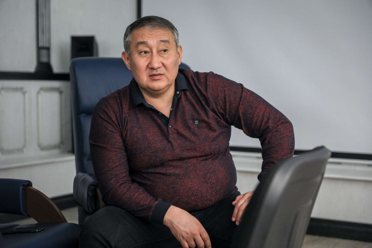 Ербол Егембердиев