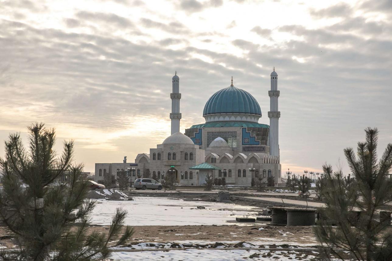 Түркістандағы Қожа Ахмет Яссауи мешіті