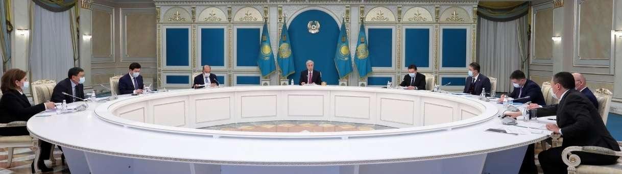 Заседание Высшего совета по реформам