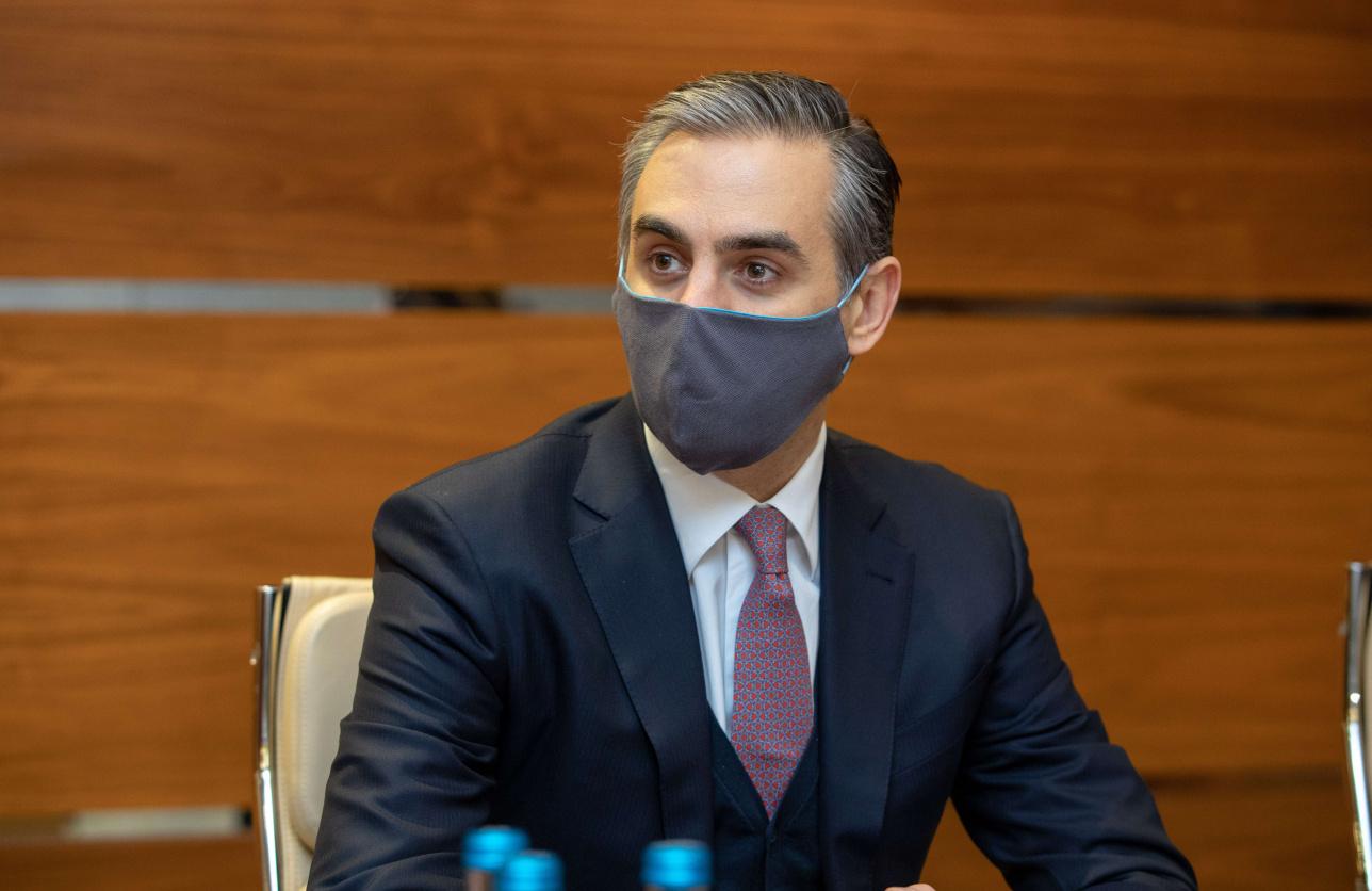 Председатель правления ForteBank Гурам Андроникашвили