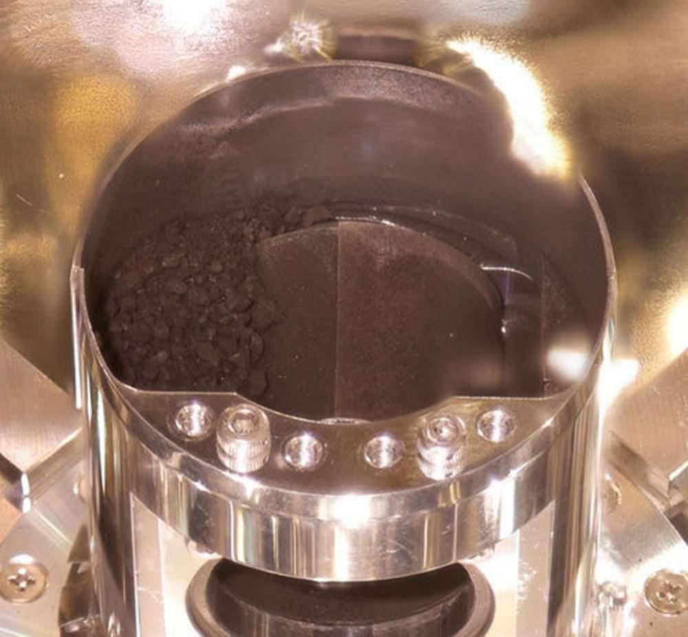 Капсула с образцами грунта астероида Рюгу