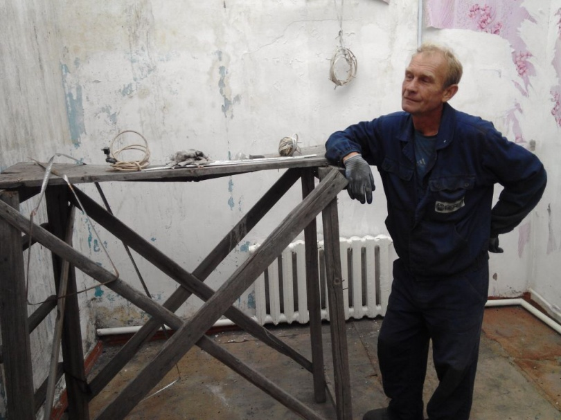 Александр Хохлов сожалеет о сделанном ремонте