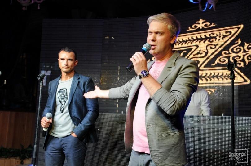 Сергей Светлаков и Александр Орлов