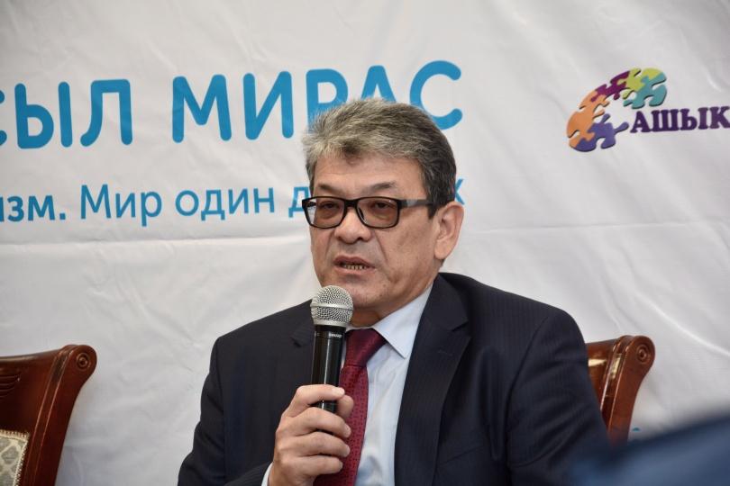 """Марат Айтмагамбетов, директор фонда """"Асыл Мирас"""""""