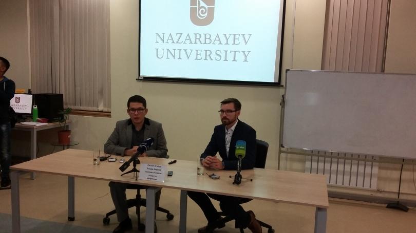 Закари Кофран рассказал презентовал журналистам результаты исследований