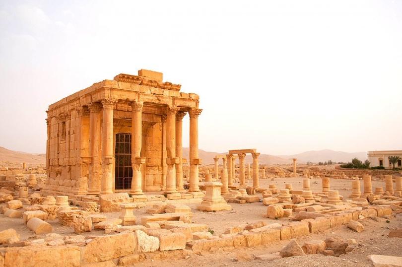 Храм Баал-Шамин