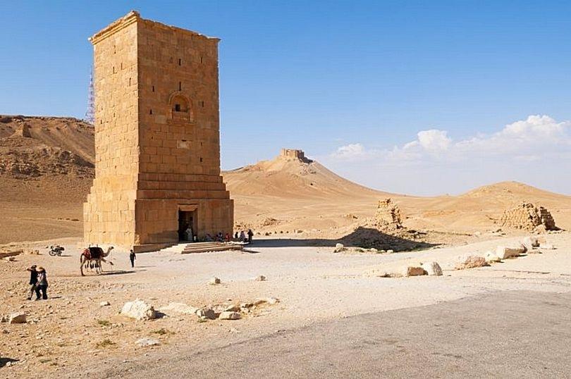 Башня Элахбела