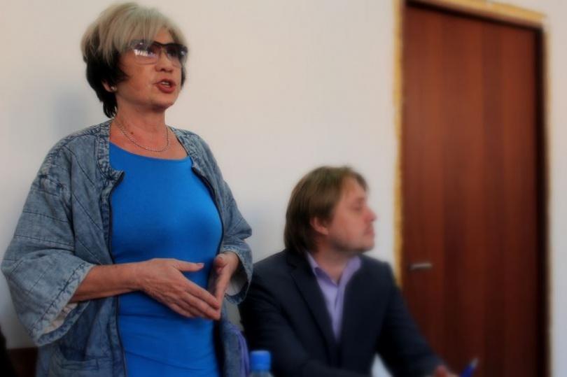 Монолог Ергалиевой на прениях сторон