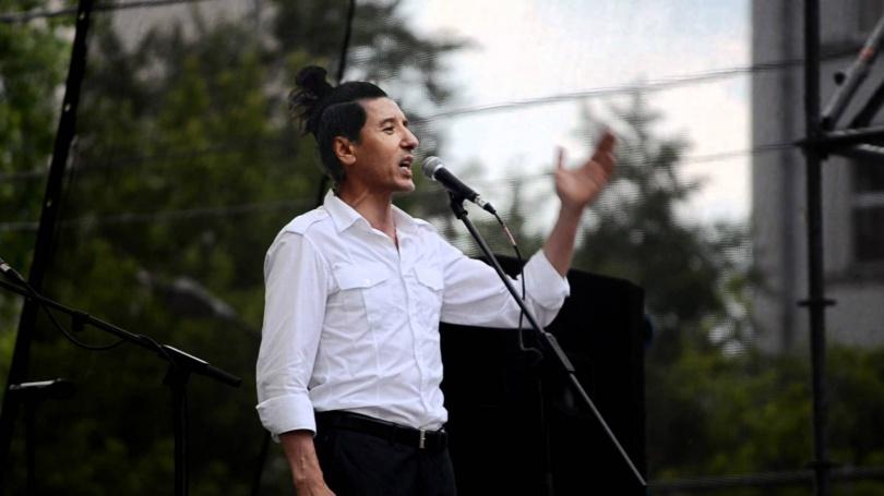 Бывший оппозиционный политик, ныне известный бизнесмен Булат Абилов