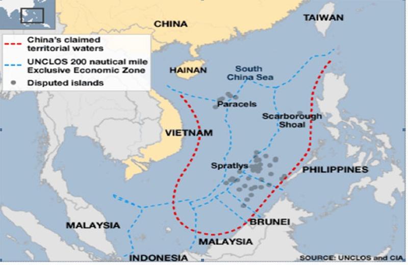 Пекин расширяет свобственную добычу сырья
