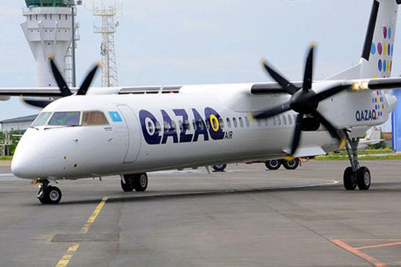 Авиакомпания Qazaq Air является первым эксплуатантом всех своих самолётов Bombardier Q400 NextGen
