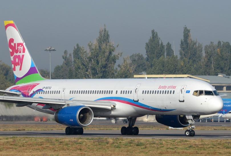 """Все воздушные судна Boeing-757 авиакомпании SCAT в настоящий момент находятся на балансе её """"дочки"""" - компании Sunday Airlines"""