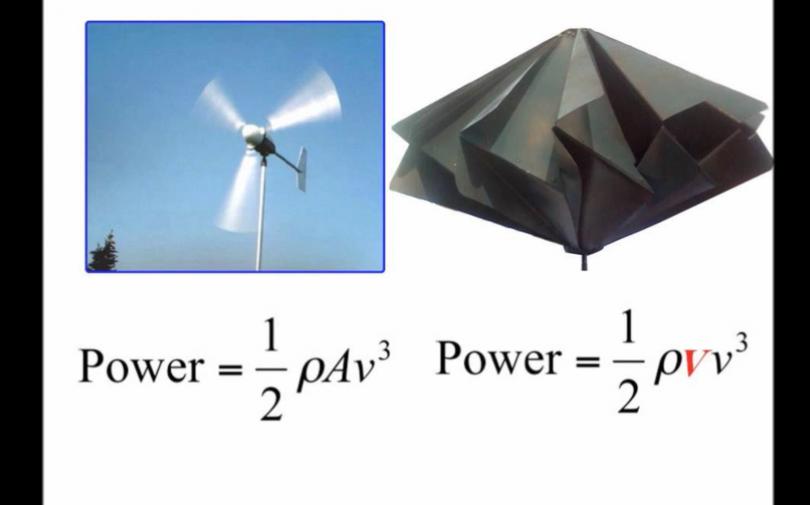 """Ветродвигатель """"Чингисхан"""" работает эффективнее других ветродигателей"""