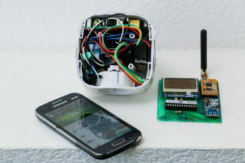 Ecosocket. Первые прототипы