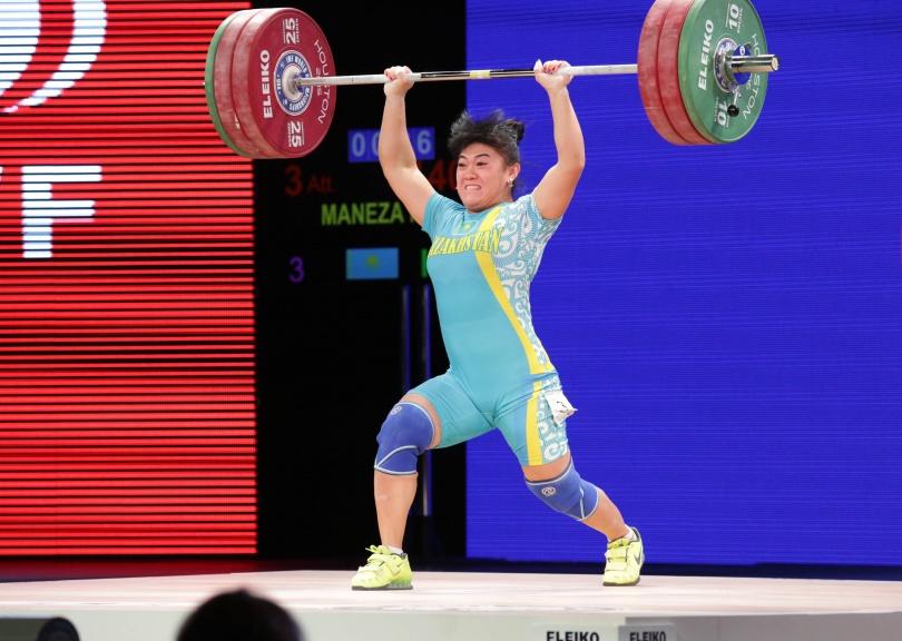 Майя Манеза свою главную победу одержала в Лондоне