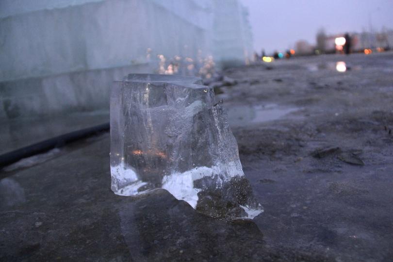 Днём 4 декабря температура воздуха в Астане поднималась до +4 градусов