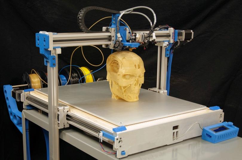 3D-принтеры способны напечатать любой объект