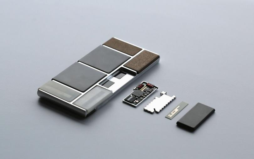 Модульный смартфон позволяет обновлять ваше устройство частями