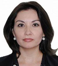 Вице-министр по делам госслужбы Инна Ахметова