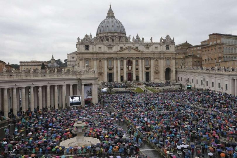 Ватикан. (Фото: AP Images)