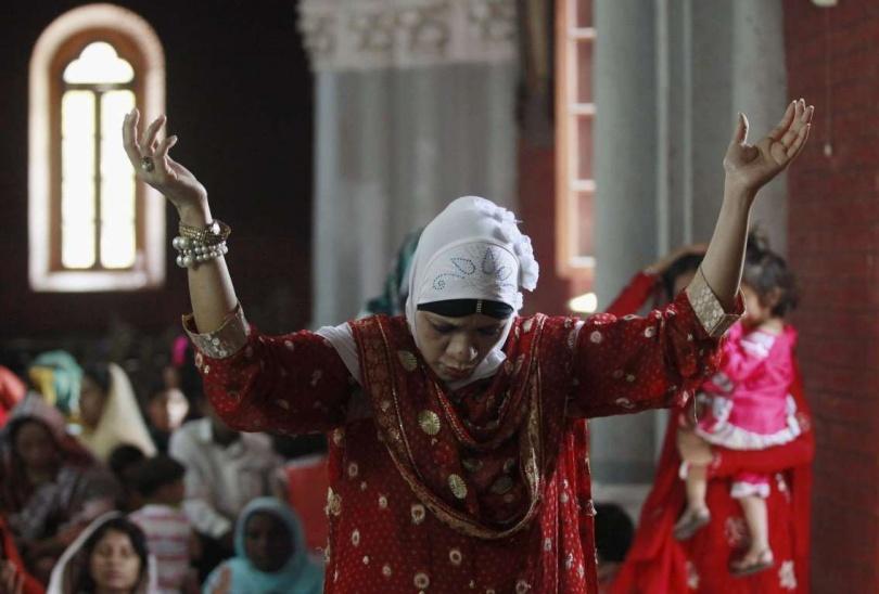 Пасха в городе Лахор, в Пакистане. (Фото: MOHSIN RAZA/Newscom/Reuters)