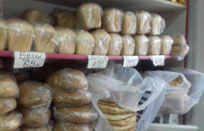 Цена на хлеб в Алматы зависит от его производителя