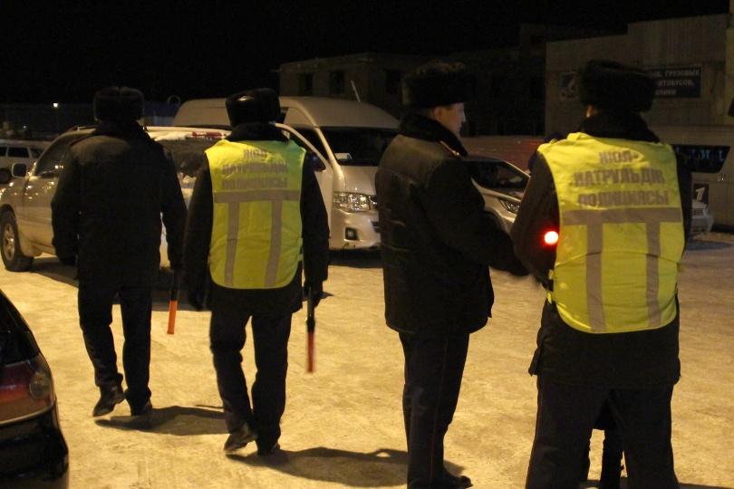 Сотрудники дорожной полиции начинают рейд по проверке водителей автобусов с 5 утра