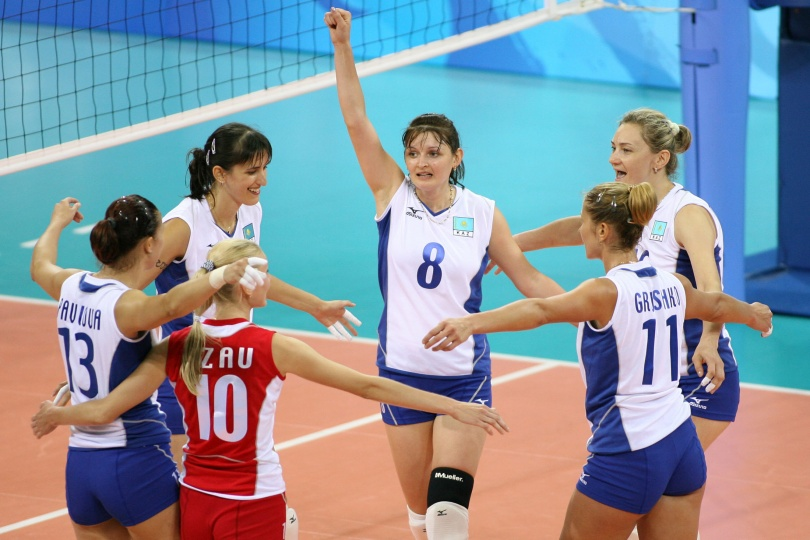 У женской сборной Казахстана появился шанс отобраться на Олимпиаду
