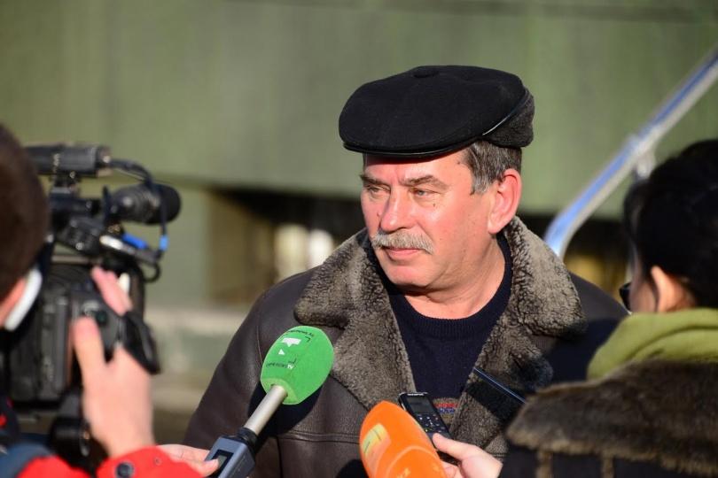 Механик Николай Никоненко
