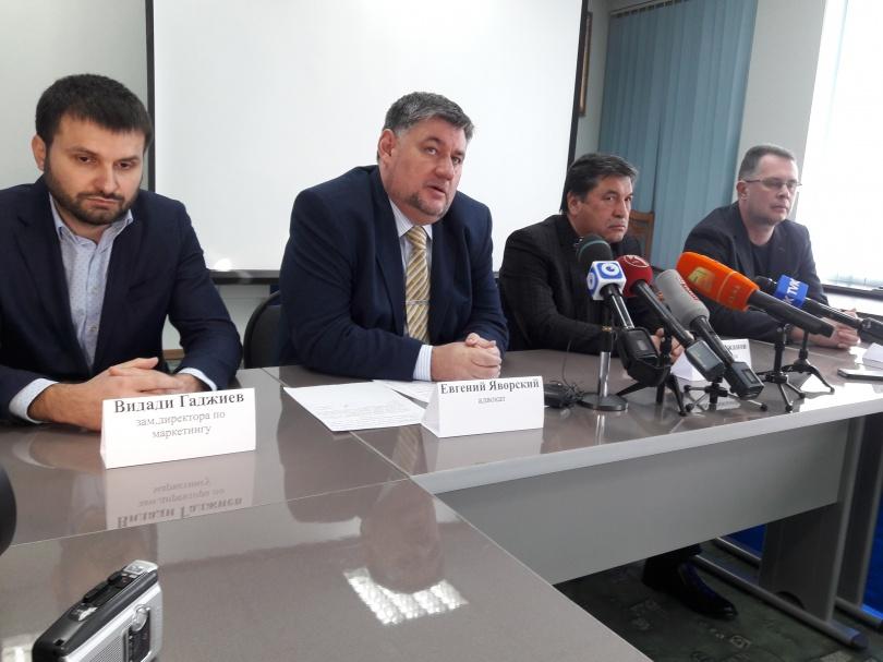 Защита Тулешова провела пресс-конференцию
