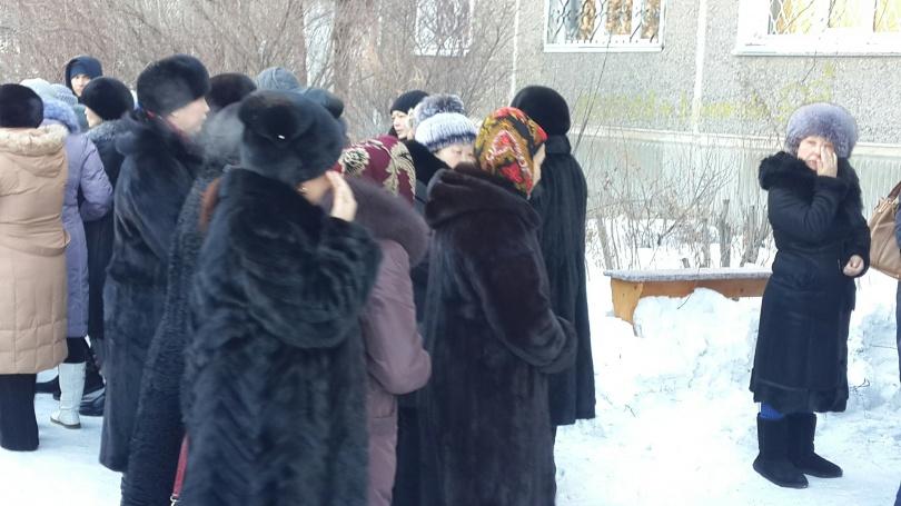 Похороны Ерасыла Аубакирова