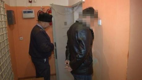 Задержанный по данному факту мужчина подозревается в совершении кражи