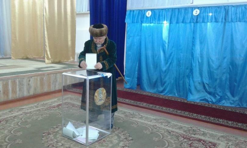 Выборы в Таразе