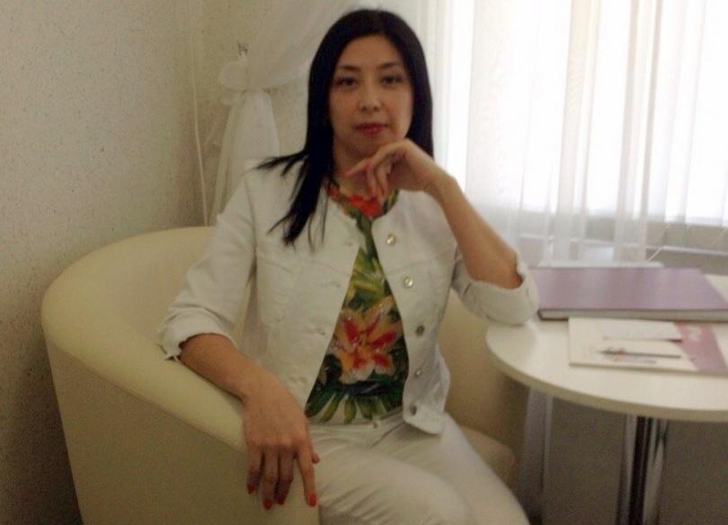 Хозяйка салона Венера Кайдарова