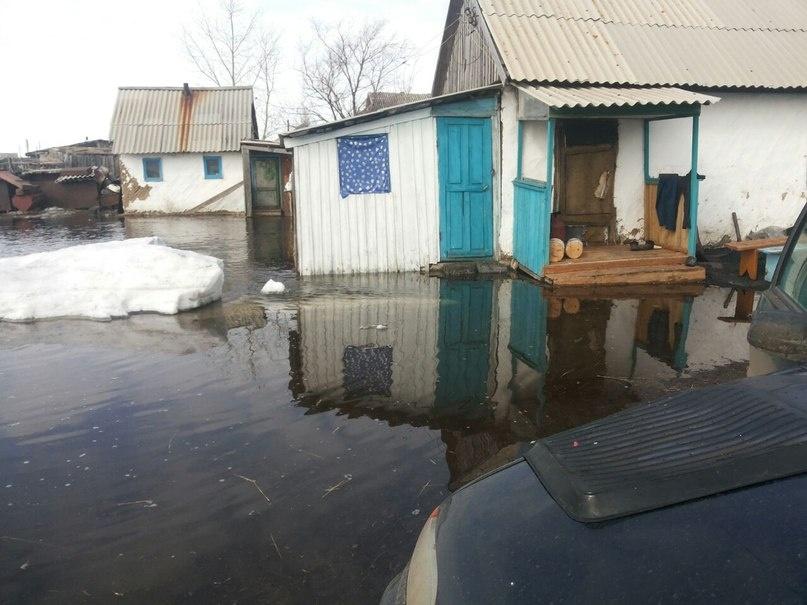 Село Жанажол