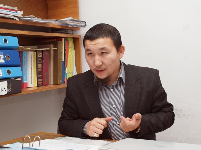 Жаслан Айтмаганбетов