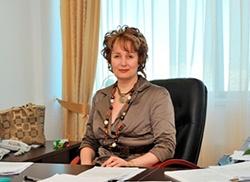 Депутат Мажилиса Парламента Екатерина Никитинская.