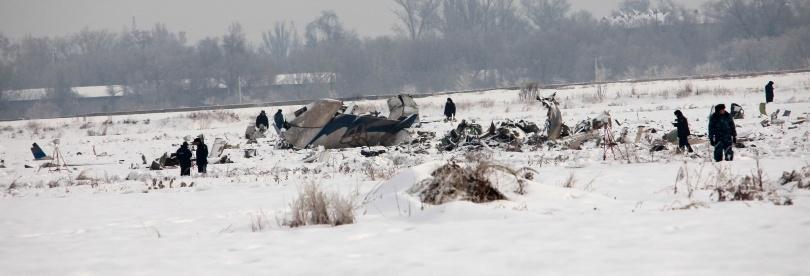 В катастрофе с самолётом авиакомпании SCAT никто не выжил
