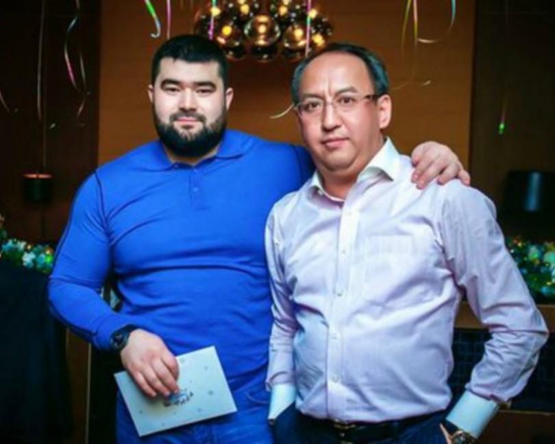 Арман Абильтаев и Кайрат Жамалиев